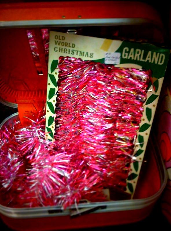 Vintage-garland