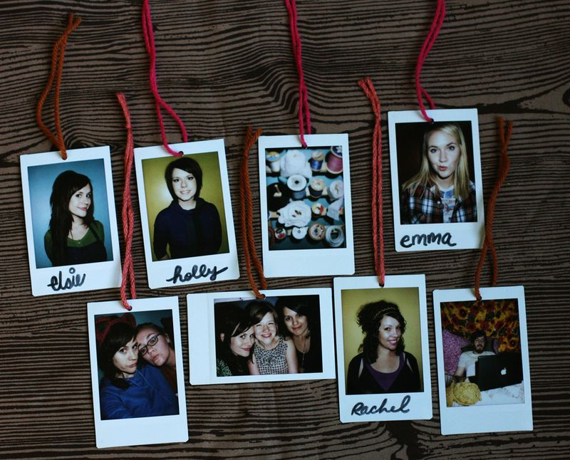 Instax-ornaments