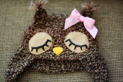 Owl-hat