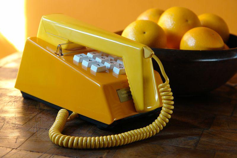 Yellow_phone_vintage