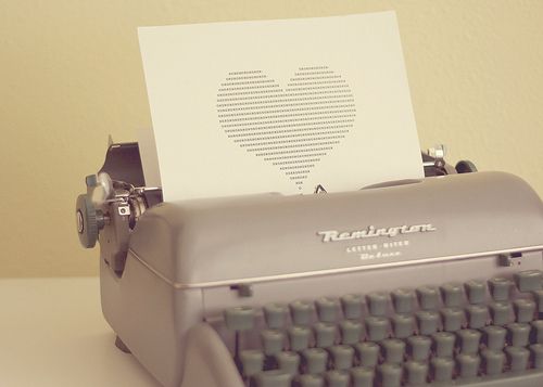 Hearts_typewriter