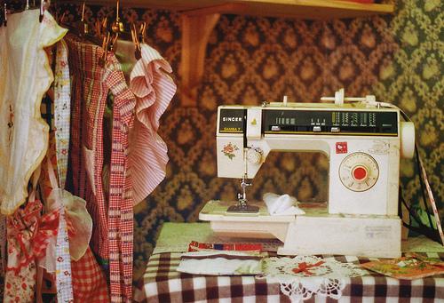 Sewing-studio