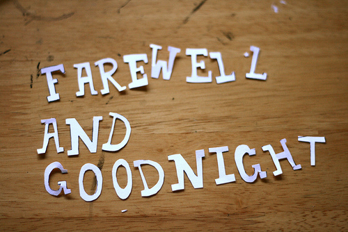 Farewell-and-goodnight