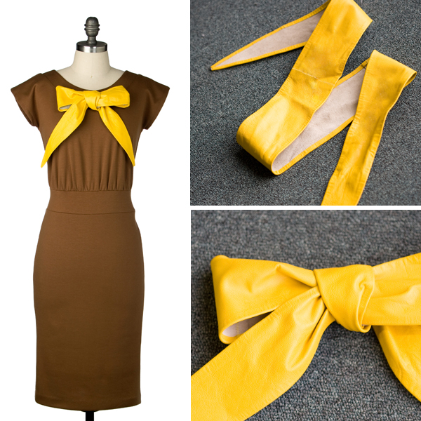 Vintage-dress-bow-DIY
