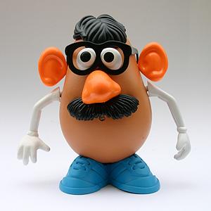 Mr potato head camera