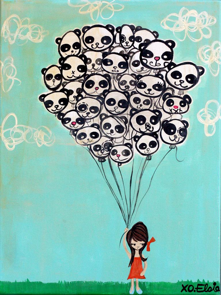 Painting_panda