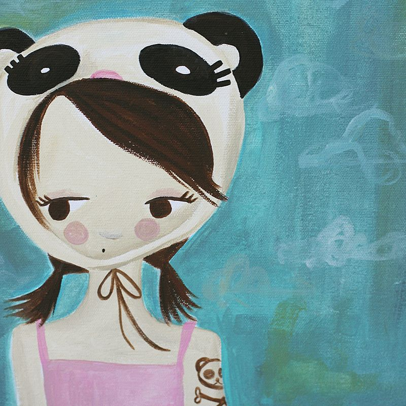 Panda_girl_painting