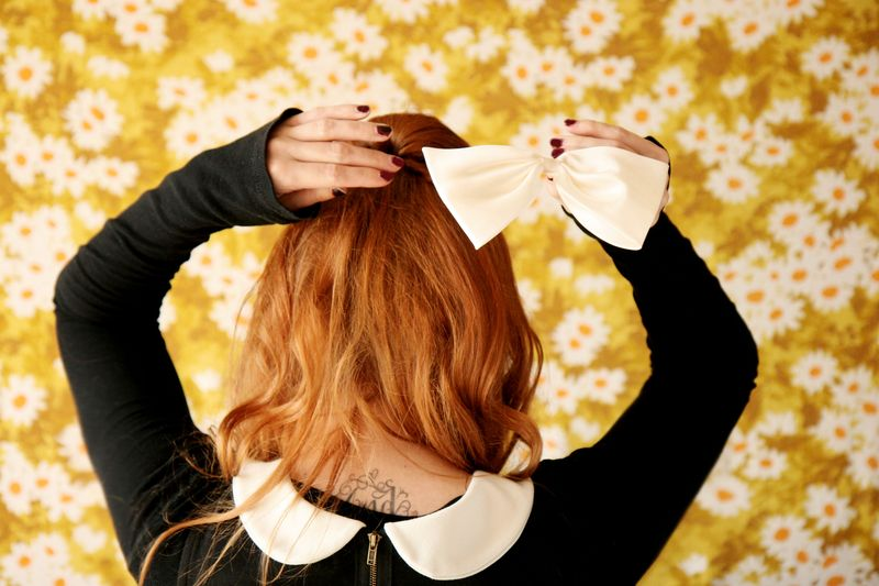 Holiday hair 3
