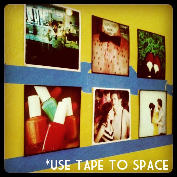Instagram wall 2