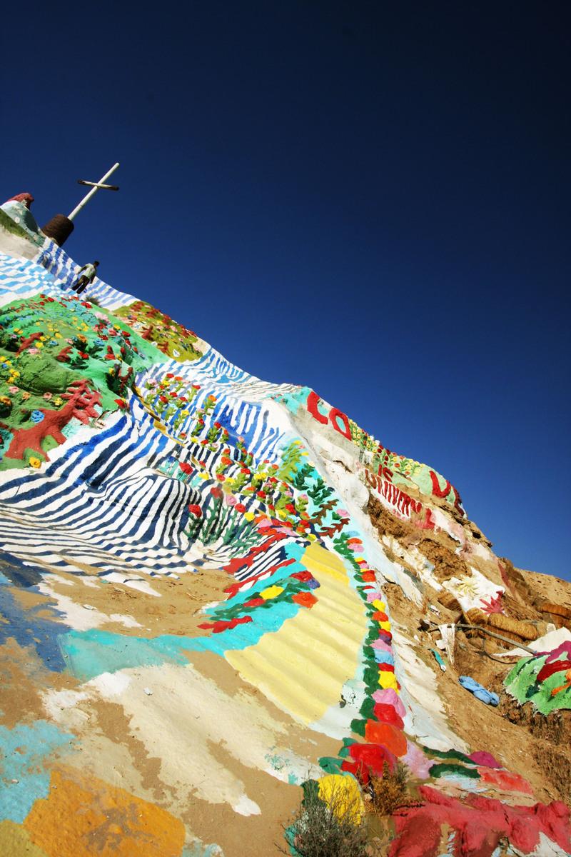 7 salvation mountain