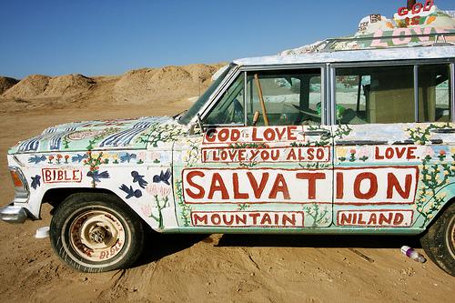 19 salvation mountain