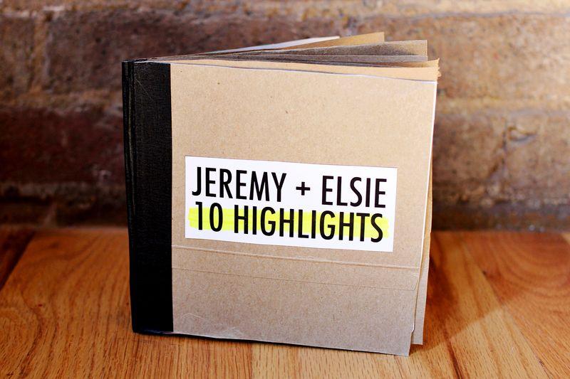 Highlights scrapbook 1