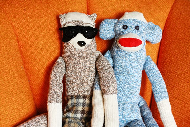 Sock monkeys are a classic and super adorable project. They are also simple to create and make great gifts. If you are making these as a gift for a young ...