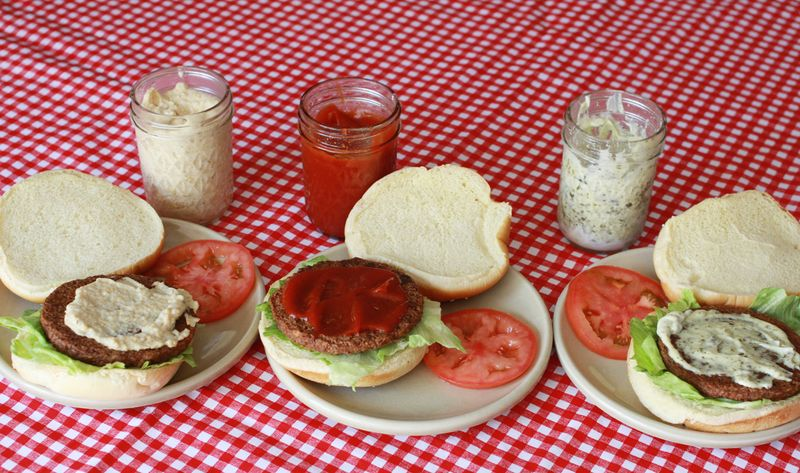 How to make your own condiments