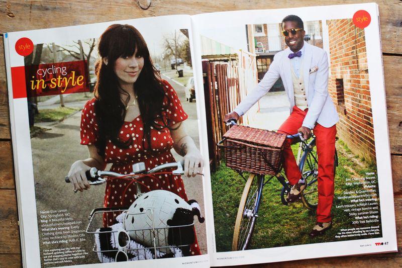 Momentum magazine 1