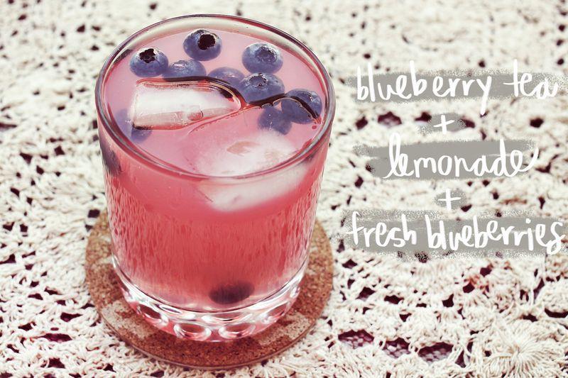 Blueberry Arnold Palmer