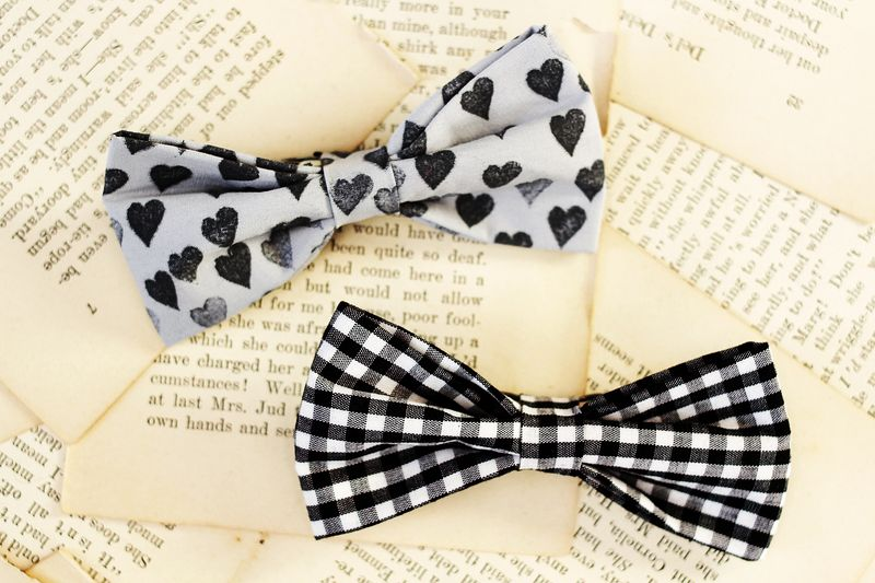 How To Make A Bow Tie Beautiful Mess