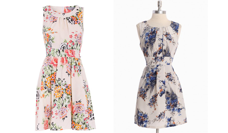 Pretty Sunday Dresses
