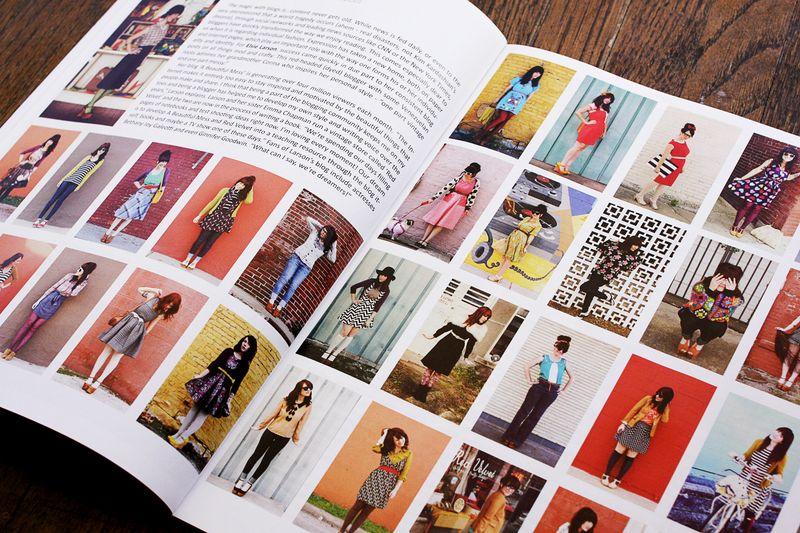 Zooey Magazine feature 2