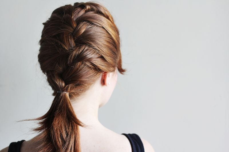 French braid 1