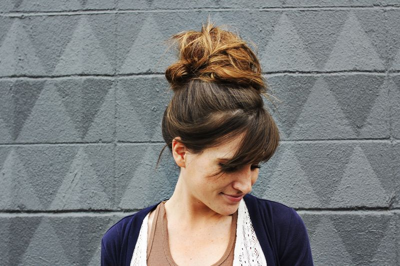 Top knot 2