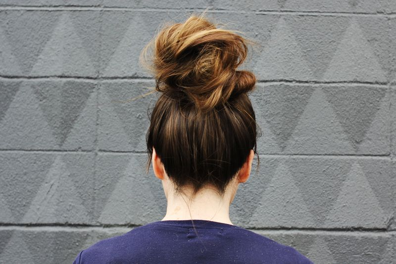 Top knot  1