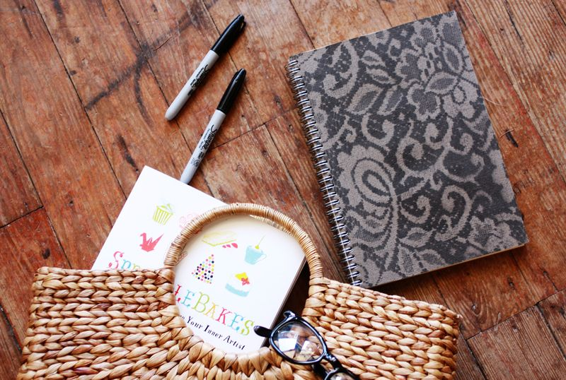 Lace notebook1