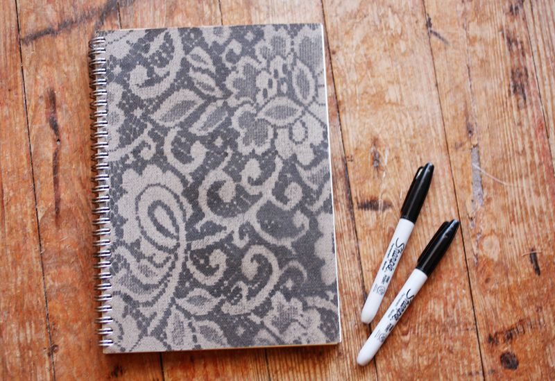 Lace notebook2