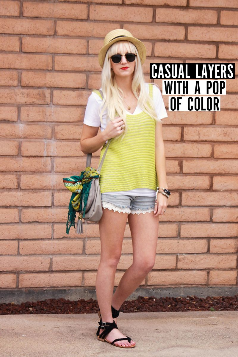 Look 1- Casual
