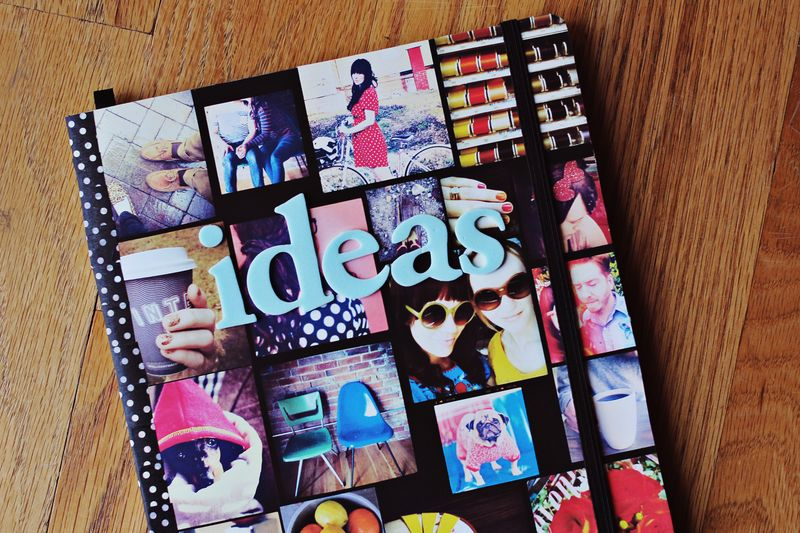 Instagram journal DIY 2