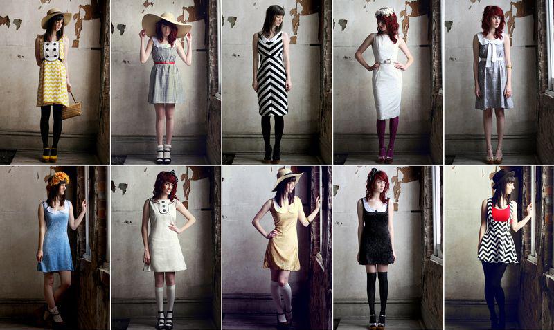Elsie larson dress collection