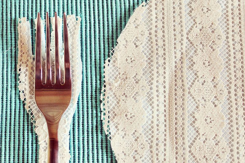Place Setting DIY Project