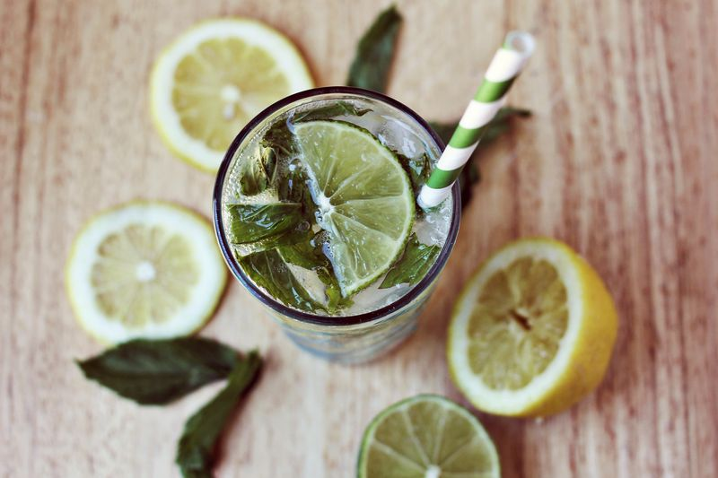 Elsie's Mojito Recipe - A Beautiful Mess