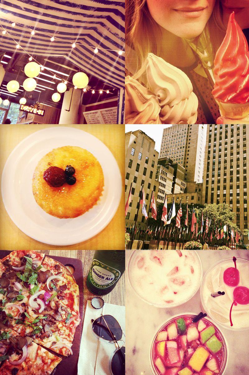 New York in Instagrams 5