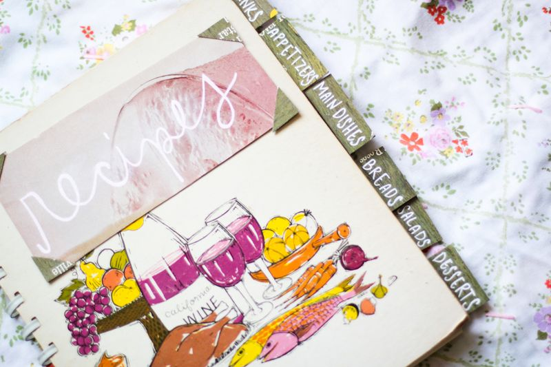 Recipebook For All Occasions