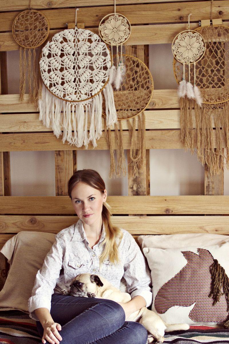 Emma's bedframe