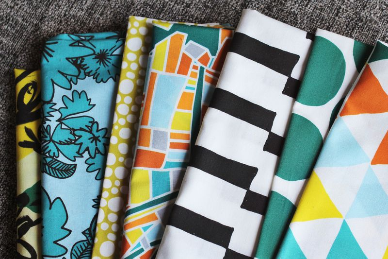 Red Velvet Fabric Collection