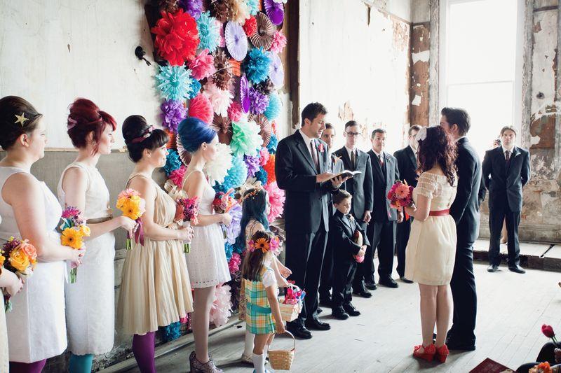 Diy wedding day flower wall a beautiful mess 1 mightylinksfo
