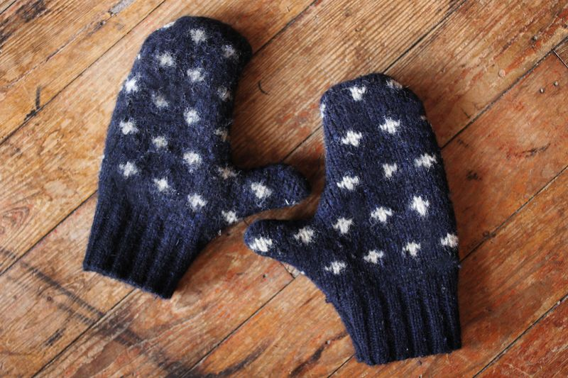 Make your own mittens 2