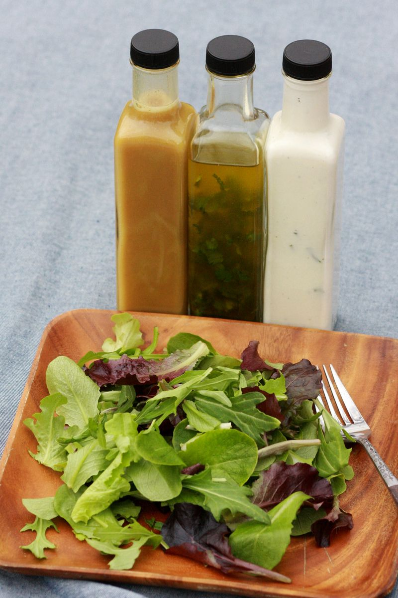 Own Salad Dressings 3
