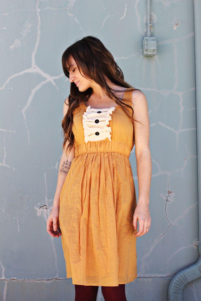 Dress DIY 4