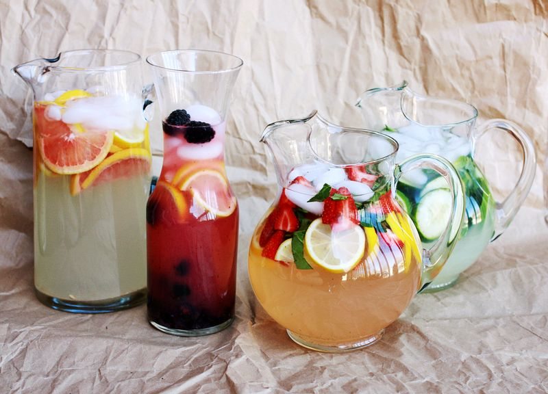 Flavored Lemonade Inspiration 1