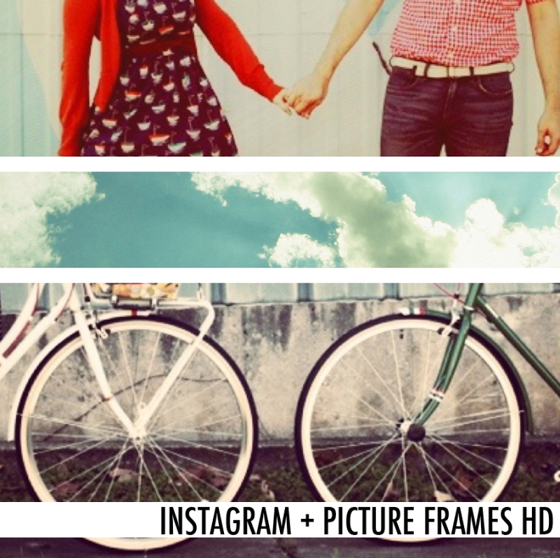 Instagram + picture frames HD
