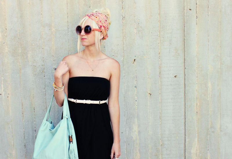 Skirt as a dress