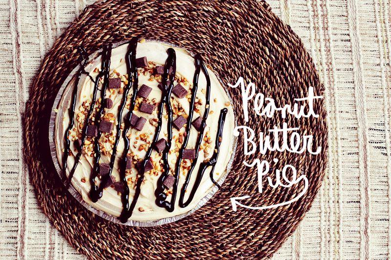 Peanut Butter Pie Slice