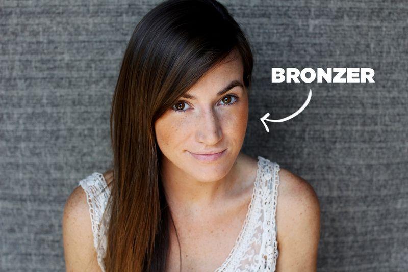 2 - bronzer