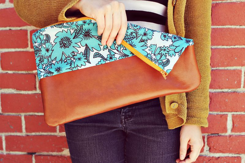 Make Your Own Clutch Purse