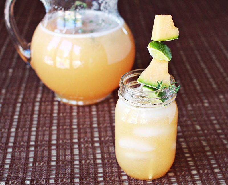 Agua fresca cantalope2