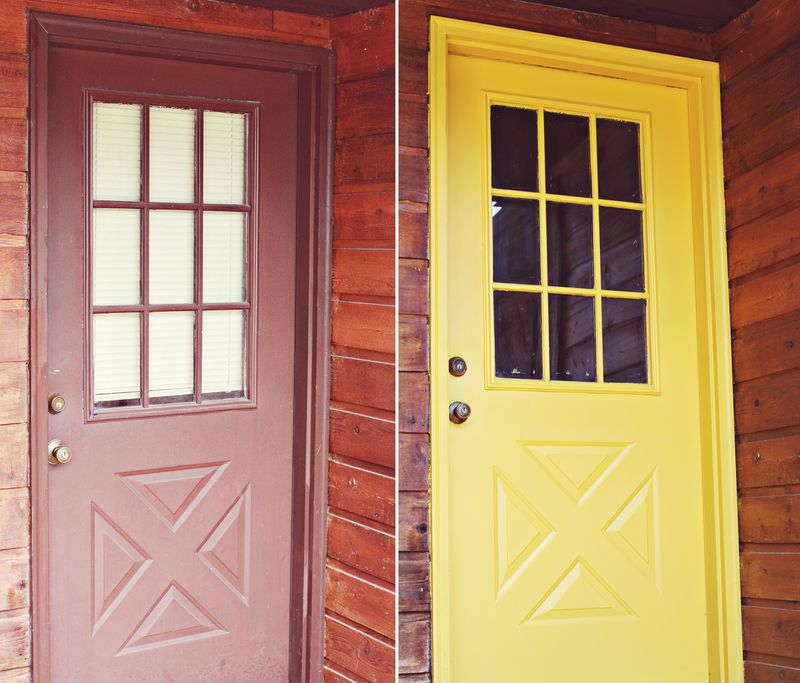 5 Tips For Painting Your Front Door A