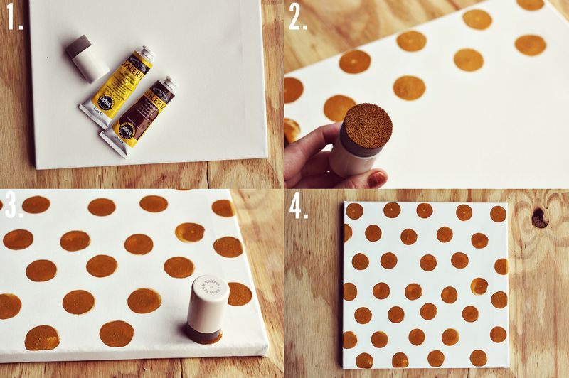 Dot canvas how-to